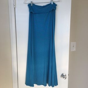 Dresses & Skirts - Classic foldable waist Maxi Skirt